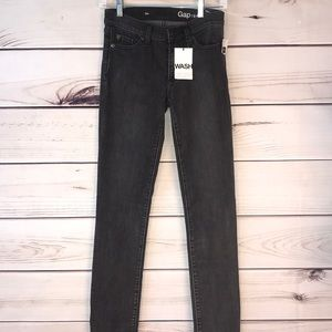 Gap Authentic Straight Low Rise Stretch Jeans NWT